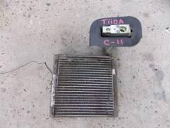 Радиатор кондиционера. Nissan Tiida, C11