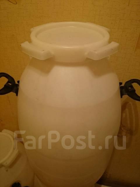 Продам пластиковые фляги пищевые 50 литров
