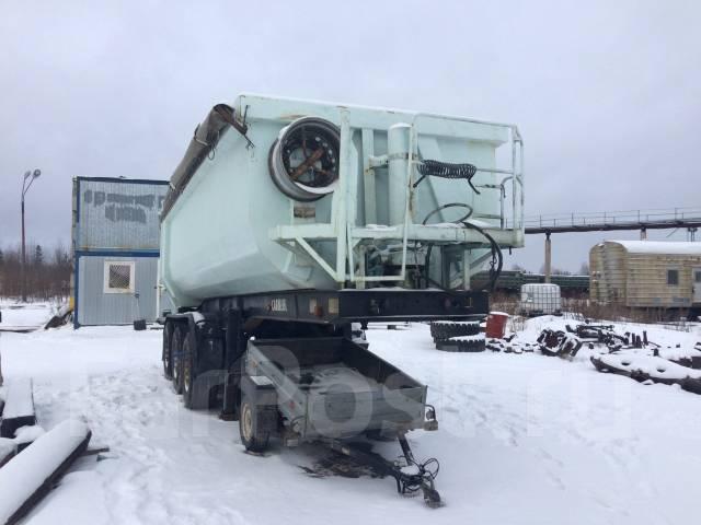 Carnehl. Продам самосвальный полуприцеп, 34 000 кг.