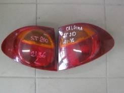 Стоп-сигнал. Toyota Caldina, ST215, AT211G, ST210G, CT216G, ST215W, AT211, ST215G, CT216, ST210 Двигатели: 7AFE, 3SGTE, 3CTE, 3SGE, 3SFE