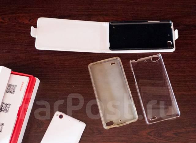 Смартфон ZTE Nubia 5s mini в идеальном состоянии + кое-что еще. Б/у