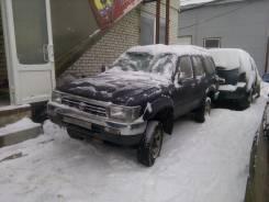 Запчасти Тойота Хайлюкс Сурф 1991. Toyota Hilux Surf, LN130G Двигатель 2LTE