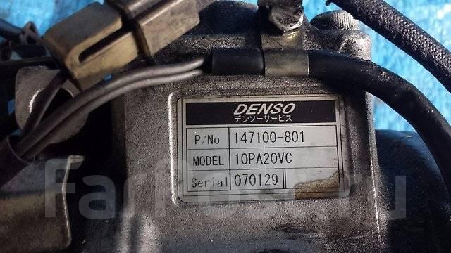 Компрессор кондиционера. Toyota Crown, UZS131 Двигатель 1UZFE