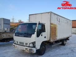 Isuzu. Промтоварный фургон NQR75R-B, 5 193 куб. см., 3 792 кг.