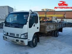 Isuzu NQR. Бортовой грузовик 75R, 5 193 куб. см., 3 792 кг.