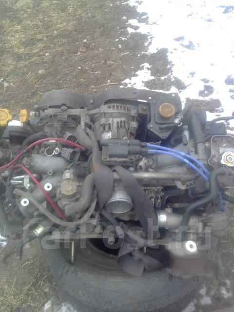 Двигатель. Subaru Forester, SF5 Двигатель EJ20G