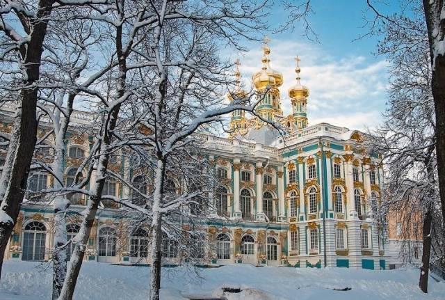 Санкт-Петербург. Экскурсионный тур. Рождественский тур в Санкт Петербург с 02 по 06 января