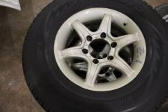 Bridgestone. 6.0x15, 6x139.70, ET22