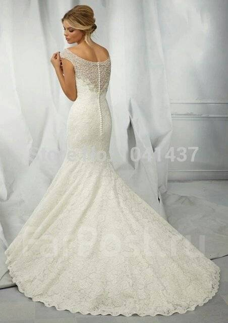 Свадебные платья Русалка. Под заказ