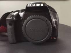 Canon EOS 450D. 10 - 14.9 Мп, зум: без зума