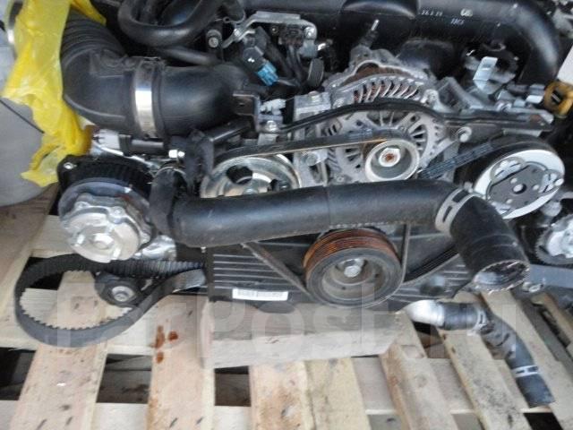 Коленвал. Subaru Forester, SH5 Двигатель EJ205