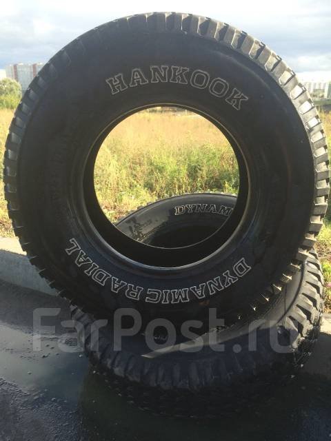 Hankook Radial. Всесезонные, без износа, 4 шт