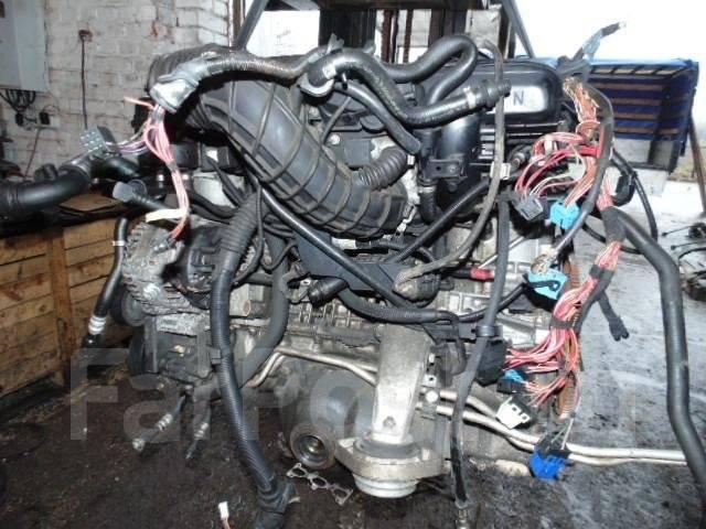 Контрактный (б у) двигатель BMW X3 2005, 256S5 (M54 B25) инжектор 192. BMW X3. Под заказ