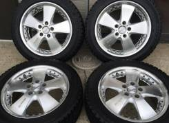 G-Corporation Estatus. 7.0x17, 5x114.30, ET53, ЦО 73,1 мм.