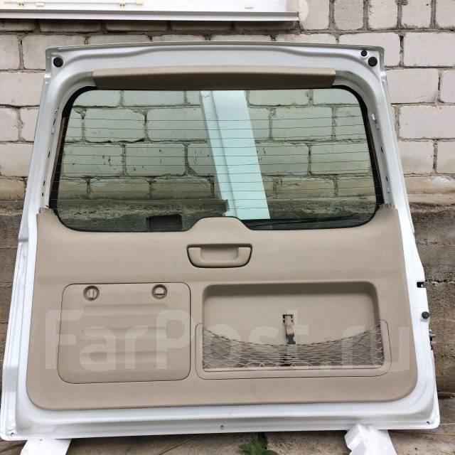 Дверь багажника. Toyota Land Cruiser Prado, RZJ120, GRJ120, KDJ120, VZJ120