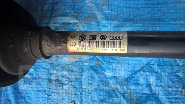 Привод. Volkswagen Passat, 3B3, 3B6, 3B