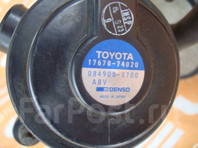 Патрубок турбины. Toyota Celica, ST205 Двигатель 3SGTE