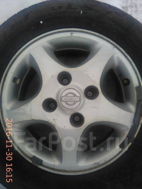 Колеса на 14 Nissan. x14