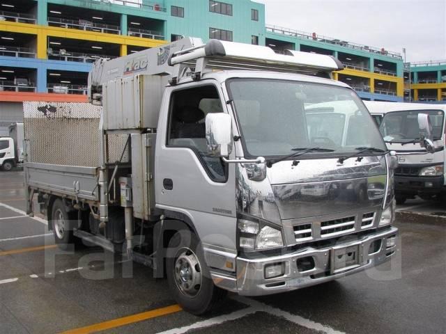 Isuzu Elf. , 4 800 куб. см., 3 000 кг. Под заказ