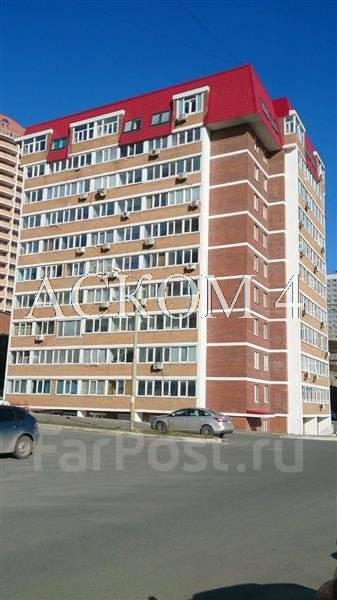 Гостинка, улица Черняховского 5в. 64, 71 микрорайоны, агентство, 20 кв.м. Дом снаружи