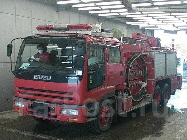 Isuzu Giga. Isuzu GIGA, 19 000 куб. см., 14 000 кг. Под заказ