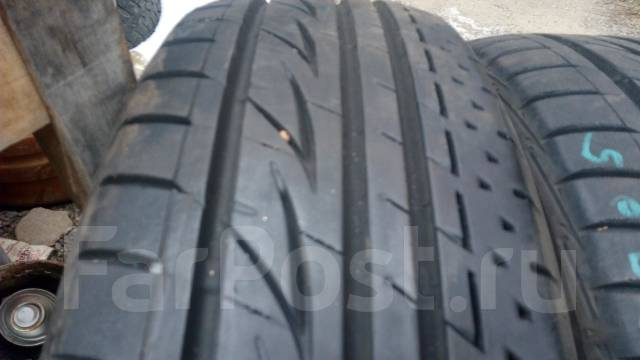 Bridgestone Playz RV. Летние, 2013 год, износ: 5%, 4 шт
