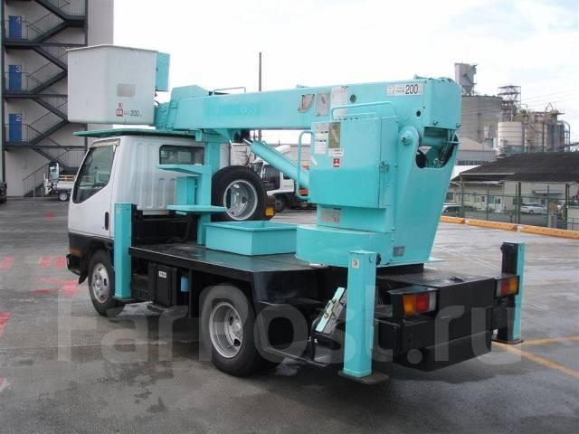 Mitsubishi Canter. Автовышка , 4 600 куб. см., 3 000 кг. Под заказ