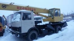 МАЗ. Продам автокран -5537 Ивановец, 10 000 куб. см., 14 000 кг., 14 м.