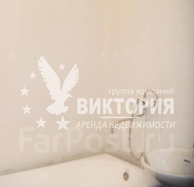 2-комнатная, улица Адмирала Горшкова 22. Снеговая падь, агентство, 64 кв.м. Сан. узел