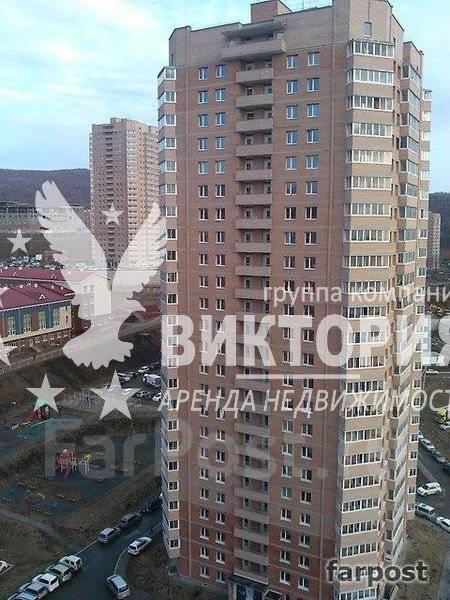 2-комнатная, улица Адмирала Горшкова 22. Снеговая падь, агентство, 64 кв.м. Дом снаружи