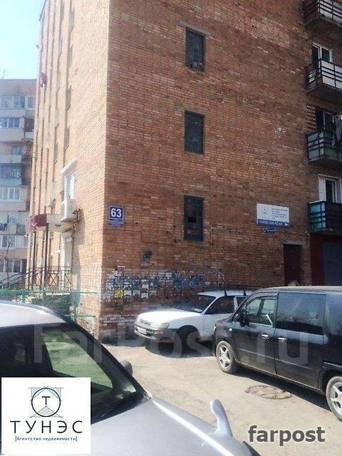1-комнатная, улица Тунгусская 63. Гайдамак, проверенное агентство, 33 кв.м. Дом снаружи