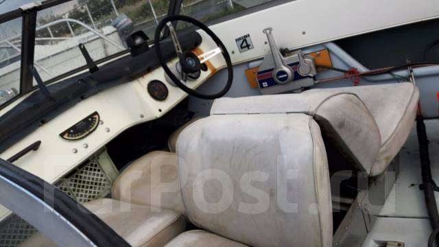 Yamaha STR-15. длина 4,50м., двигатель подвесной, 45,00л.с., бензин