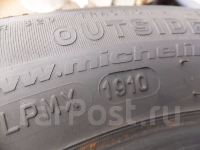 Michelin Energy XM1. Летние, 2010 год, износ: 10%, 4 шт. Под заказ