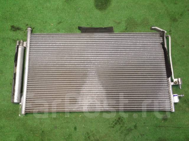 Радиатор кондиционера. Subaru Forester, SG5, SG9 Двигатели: EJ203, EJ205, EJ255