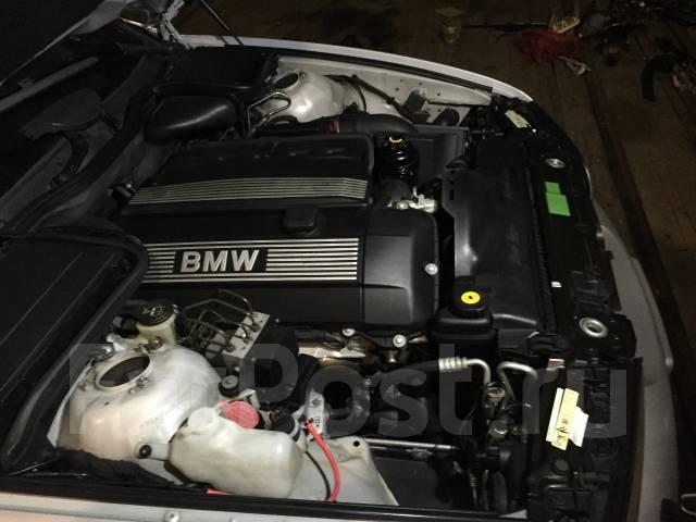 Двигатель в сборе. BMW 5-Series BMW 3-Series BMW X3 BMW X5 Двигатели: M54B25, M54B30