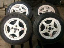 OZ Racing. 6.0x15, 4x114.30, ET46, ЦО 72,0 мм.