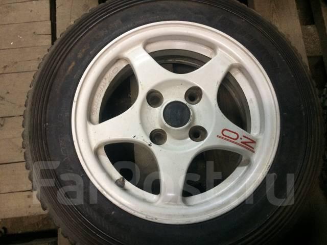 OZ Racing. 6.0x15, 4x114.30, ET46, ЦО 72,0мм.