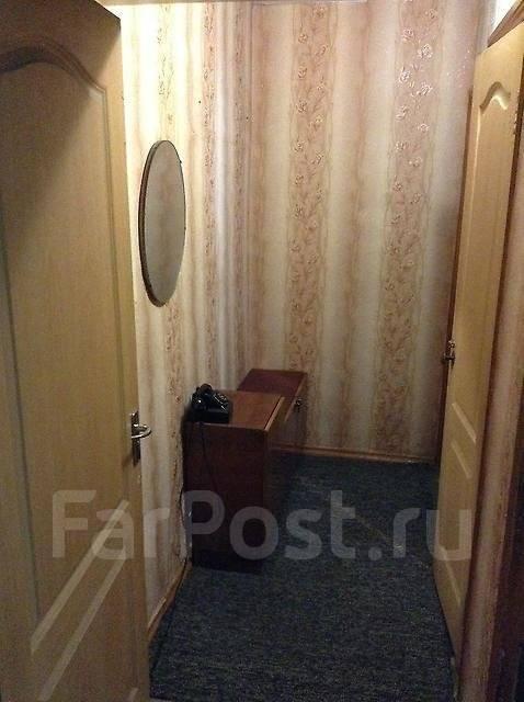 2-комнатная, улица Багратиона 6. Вторая речка, агентство, 43 кв.м. Прихожая