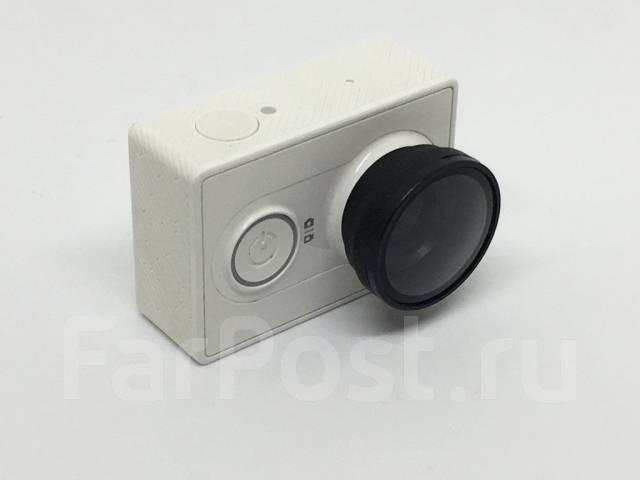 Защитный фильтра для экшн камер goro3/4 xiaomi yi