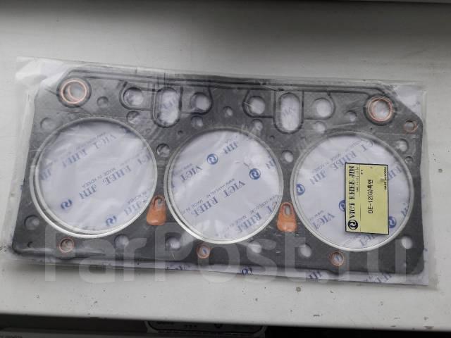 Прокладка головки блока цилиндров. Daewoo DE12