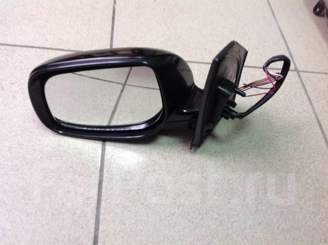 Зеркало заднего вида боковое. Toyota Corolla Fielder
