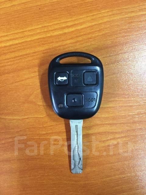 Ключ зажигания. Toyota Aristo, JZS161, JZS160