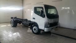 Mitsubishi Fuso. Шасси митсубиши фусо кантер новый. ТНВД простой не электронный, 4 200 куб. см., 4 500 кг.