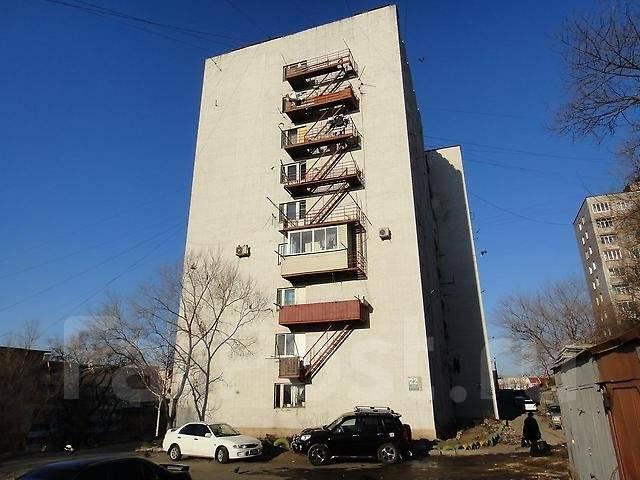 2-комнатная, улица Днепровская 22. Столетие, частное лицо, 36 кв.м. Дом снаружи