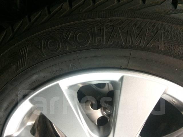 Yokohama Ice Guard IG30. Зимние, без шипов, 2011 год, износ: 30%, 4 шт