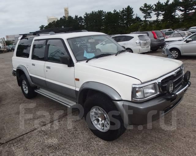 Mazda Proceed Marvie. UVL6R, WLT