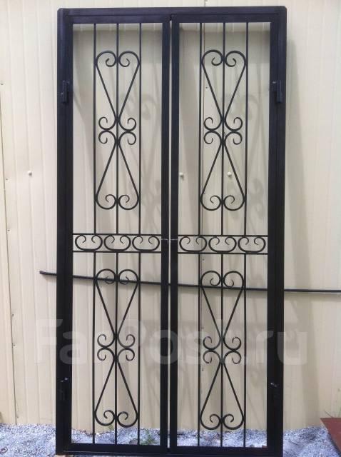 Сварочные работы любой сложности! Двери, козырьки, леера, решетки.