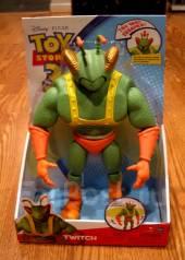 Коллекция фигурок Toy Story Twitch. центр, приставкин