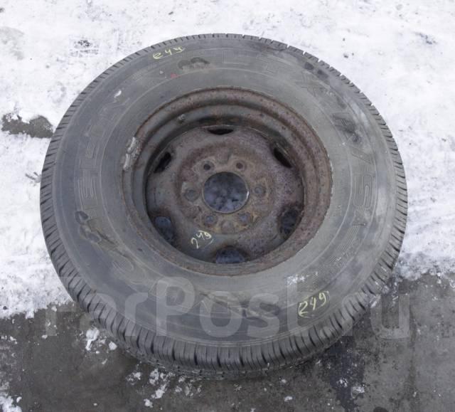 Запасное колесо 265/70R15. x15 6x139.70