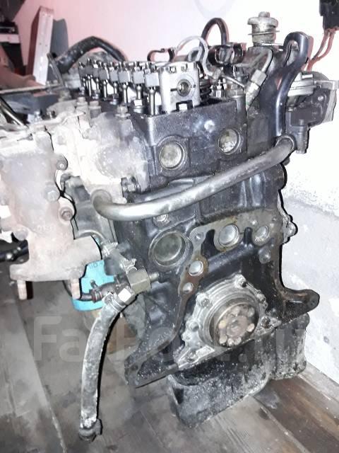 Двигатель. Nissan Terrano Двигатель TD27T